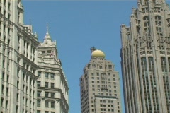 Chicago Buildings - stock footage