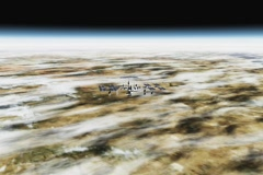 International Space Station Orbit Arkistovideo