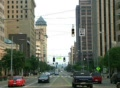 Downtown Traffic Footage