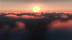 sunset HD - stock footage