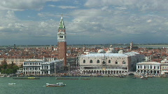 Venice marcus place medium Stock Footage