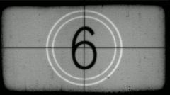 Countdown HD - stock footage