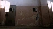 Jail door timelapse Stock Footage