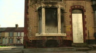 Stock Video Footage of Urban Decay. HD 1080i