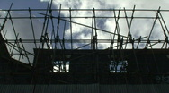 Stock Video Footage of Construction timelapse