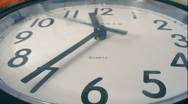 ClockTimelapse 01 Stock Footage