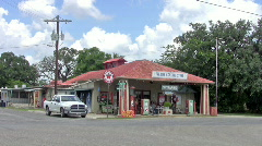 General store old equipment HD Stock Footage