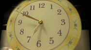 ClockTimelapse 02 Stock Footage