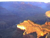 Stock Video Footage of Grand Canyon at sunset