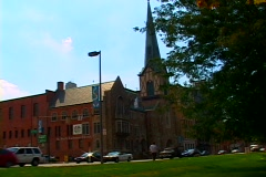 Church 13 Stock Footage