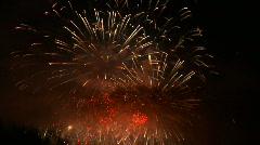 Firework 13 Stock Footage