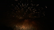 Firework 13 Stock Footage