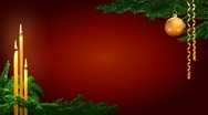 Stock Video Footage of Christmas background