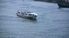 Passenger ferry Stock Footage