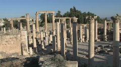 Jordan: Jerash Stock Footage