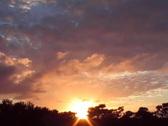 Sunset 23 Stock Footage