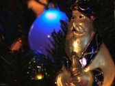 Stock Video Footage of CHRISTMAS WISE MAN 1