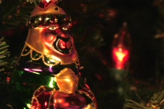 CHRISTMAS WISE MAN 2 Stock Footage