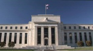 Stock Video Footage of  Federal Reserve Bank Washington DC