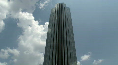 Corporate tower Stock Footage