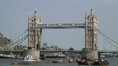 London Bridge Stock Footage