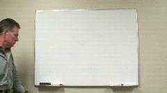 Chalkboard Stock Footage