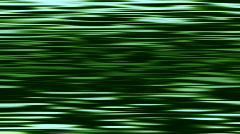 Opposing Flows - green Stock Footage