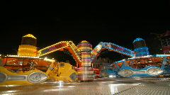 Carnival Three - Timelapse Stock Footage