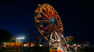 Carnival Four - Timelapse Stock Footage