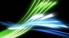 Glowing tech background Stock Footage