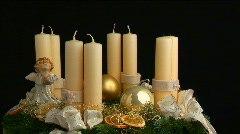 second advent part I - stock footage