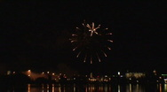 Stock Video Footage of Fireworks show b2