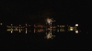 Stock Video Footage of Fireworks show b3