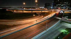 Timelapse of Traffic - 1080 30p Stock Footage