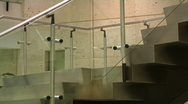 Modern Staircase 1080 24p Stock Footage