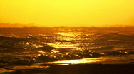 Morning Ocean Stock Footage