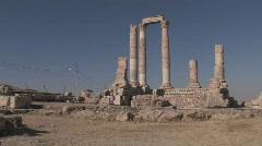 Jordan: Amman - stock footage