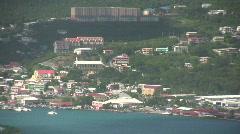 St Thomas, USVI - stock footage