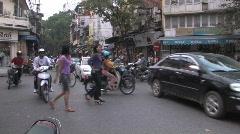 Vietnam: Hanoi - stock footage