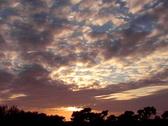Sunset 63 Stock Footage