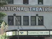 Stock Video Footage of NTSC: The National Theatre - zoom out
