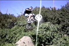 BMX bike-4 Stock Footage