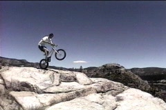 Bike 32 Stock Footage