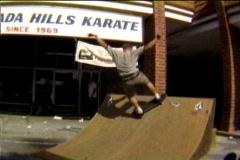 Street skate 22 Stock Footage