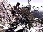 Bike trials Stock Footage
