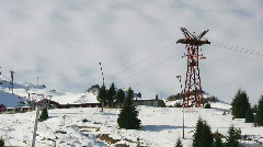 Mountain view - stock footage