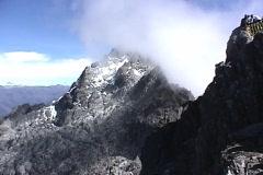 Pico Espejo (2 shots) Stock Footage