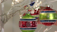 Ornaments Stock Footage