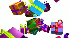 Gifts Stock Footage