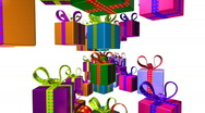 Stock Video Footage of Gifts